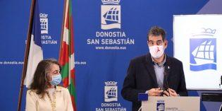 Donostia invertirá 14 millones de euros para la ejecución de 58 proyectos
