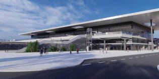 Adif presenta el  proyecto básico de la estación de Irun