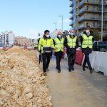 Arrancan en enero las obras de la plataforma del tranvía a Salburua