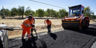 Arrancas las mejoras de la BI-3513 entre Orozko y el barrio de Gallartu