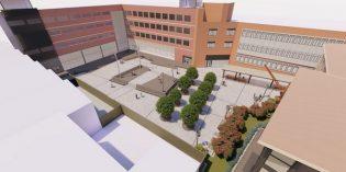 Bilbao urbanizará la plaza de los edificios Beta 1 y 2 de Zorrotzaurre