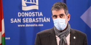 Donostia renovará el alumbrado de 12 calles de la ciudad
