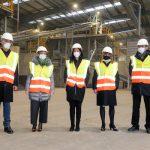 El grupo Otua invierte 25 millones en su nueva planta de Legutiano
