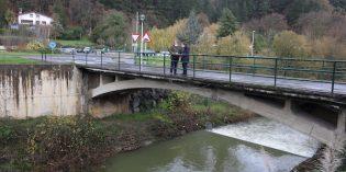 URA licitará lasobras de acondicionamiento del puente de Altzarrate