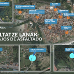 Galdakao realizará asfaltados en varias calzadas deterioradas del municipio