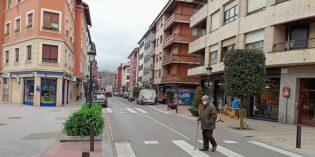 Gernika inicia la reurbanización de la calle San Juan