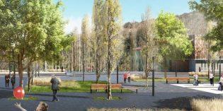 La plaza Arteleku de Txomin Enea será una realidad en 2022