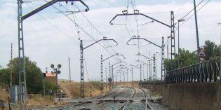 Adif renovará la línea de contacto entre Miranda de Ebro y Orduña