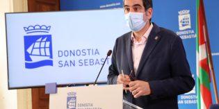 Donstia adjudica la remodelación del entorno del Polideportivo de Altza