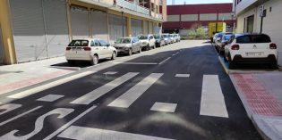Llodio culmina las obras de urbanización en la calle Virgen del Carmen
