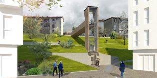 Amorebieta instalará un ascensor dentro del casco urbano