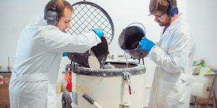 Un proyecto desarrollará cemento sostenible a partir de residuos de la construcción