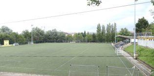 Donostia inicia la remodelación del campo fútbol de Matigoxotegi