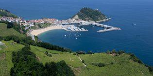 Lakua reforzará el dique exterior de abrigo del puerto de Getaria