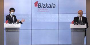 Bizkaia anuncia la inversión de 120 millones de euros en nuevas inversiones