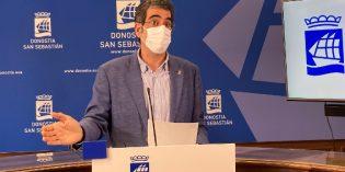 Donostia modificará las calles San Martín y Zubieta