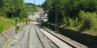 Adif adecuará taludes y trincheras en el núcleo de Cercanías de Bilbao