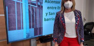 Barakaldo instalará un ascensor entre las calles Etxatxu y San Luis
