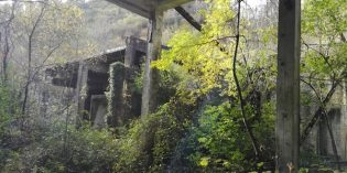 URA retirará varios edificios de la antigua papelera de Bidebarrieta
