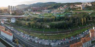 Bilbao plantea semisoterrar la estación de tren de Olabeaga y construir 600 pisos