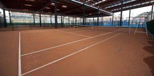 Bilbao sustituirá el pavimento de tres pistas del Polideportivo de San Inazio