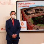 Punta Zorroza se convertirá en una gran zona para espacios verdes y deportivos