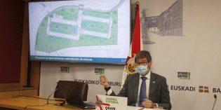 Vitoria licita las obras de un nuevo aparcamiento en la calle Iturritxu