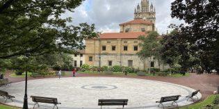 Bilbao finaliza las obras de renovación en la Plaza Juan XXIII