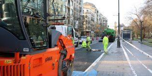 Donostia asfaltará una veintena de calles