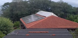 Donostia instalará placas fotovoltaicas en cinco edificios municipales
