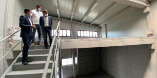 Bizkaia invierte 1,57 millones de euros para renovar las instalaciones de los Centros de Empresas Elkartegiak