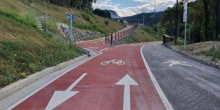 Puesta en servicio del bidegorri y camino peatonal entre Arrigorriaga y el polígono industrial de Martiartu