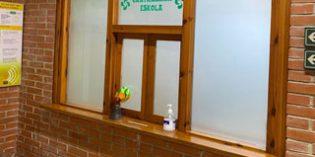 Muskiz invierte 15.000 euros en el mantenimiento de tres centros escolares