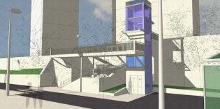 Bilbao instala tres nuevos ascensores en Otxarkoaga