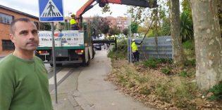 Comienzan las obras para construir un gran parque en Serralta